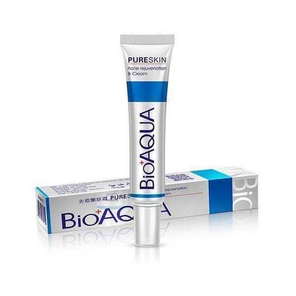 Bioaqua Pure Skin Face Care Acne Treatment Scar Removal Cream