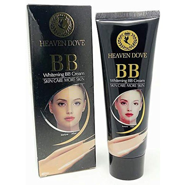 Heaven dove whitening bb skin care and skin tube cream