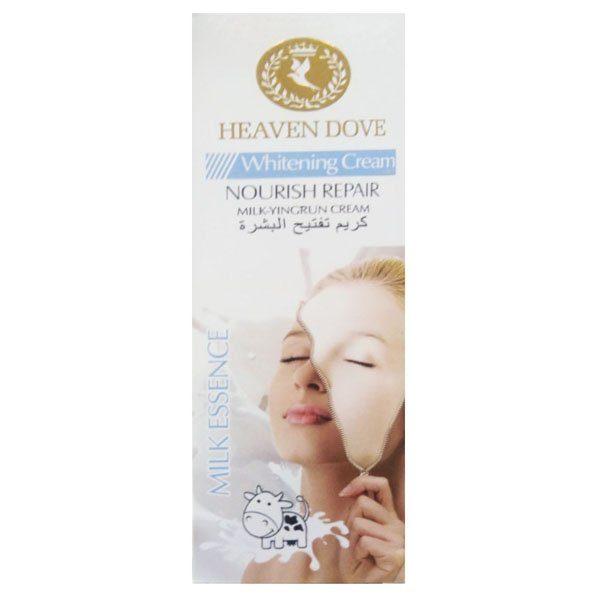 Heaven dove whitening cream milk essence