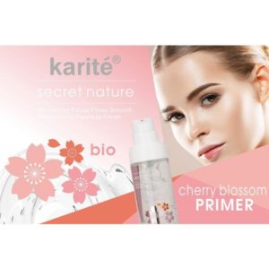 Karite Secret Nature Bio Cherry Blossom Primer 50ML