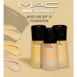 Mac Mineralize Moisture SPF 15