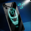 Samsung Galaxy S9 iron man glow back cover