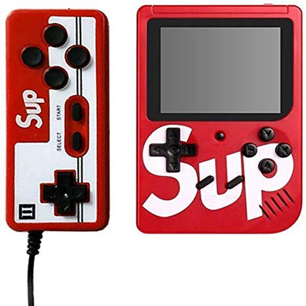 Sup x game box 400 games in 1 console with controller tv connection