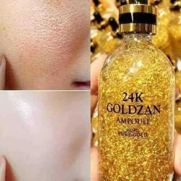 24k goldzan ampoule serum