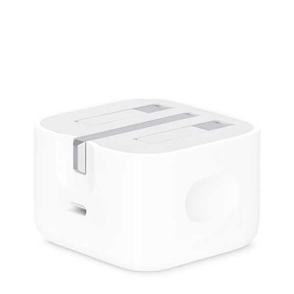 Apple 20w usb c 3 pin power adapter
