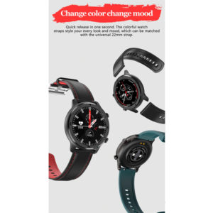 Dt78 smart watch ip68 waterproof