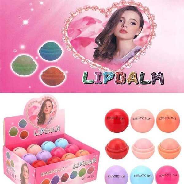 Generic romantic may ball lip balm