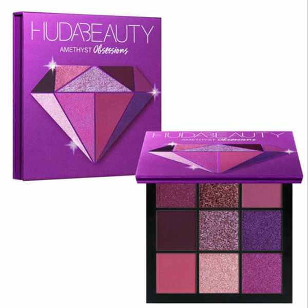 Huda beauty obsession eyeshadow palette pack of 5