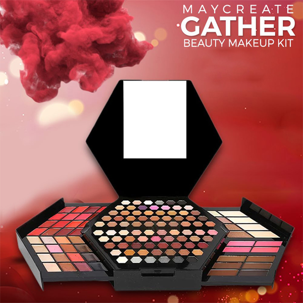 MAYCREATE gather beauty makeup kit make up magic box