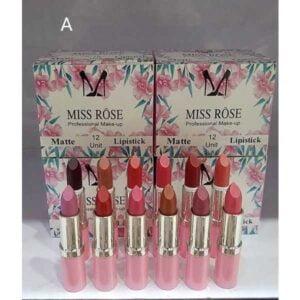 Miss Rose Lipstick Matte Lipstick A