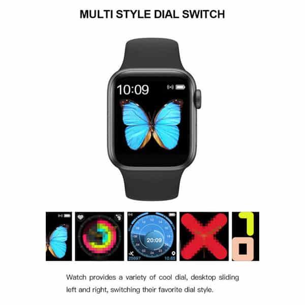 T500 plus smart watch bluetooth call smartwatch