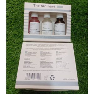 The Ordinary Pack of 3