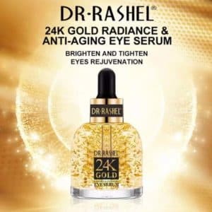 Dr rashel 24k gold radiance anti aging series 5 piece set