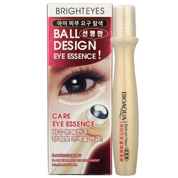 Bioaqua bright eyes care essence roller
