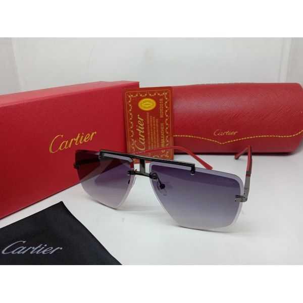 Cartier unisex designer sunglasses