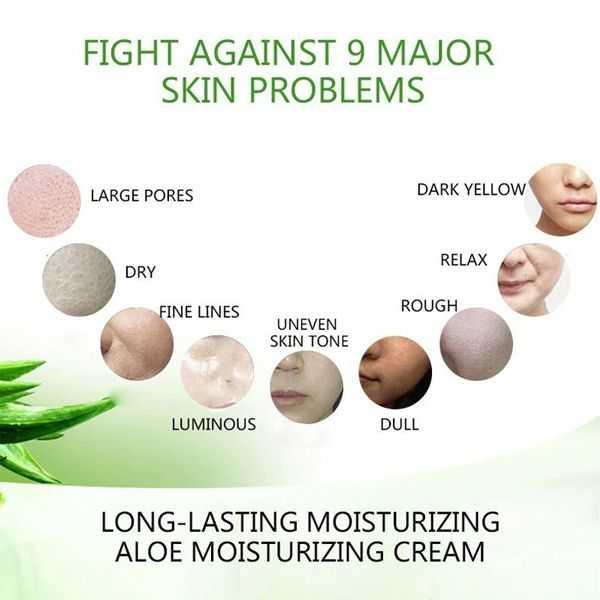 Dr rashel aloe vera skin care series kit pack of 6