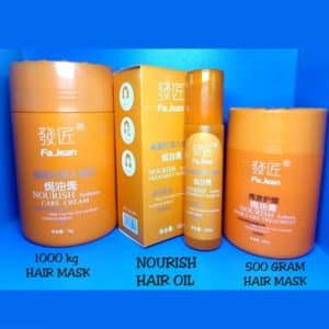 Fa.jean nourish hair care pack of 3