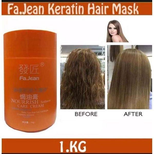 Fa.Jean keratin hair mask for damaged hair 1kg