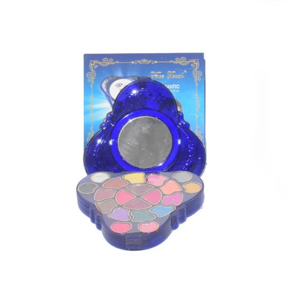 Face touch make up kit eyeshadow and lipstick and blusher and two way cake