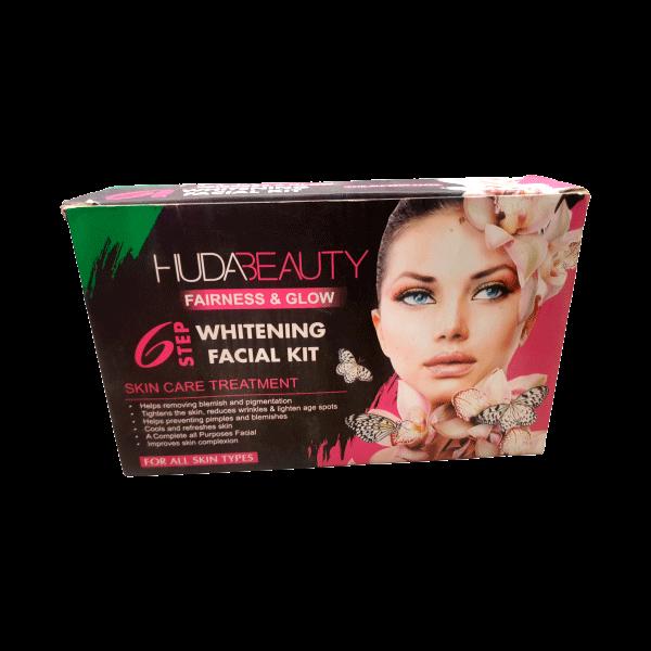 Huda beauty facial kit pack of 6 fairness glow