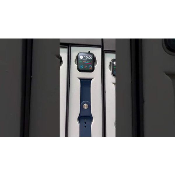Mc72 pro smart watch black