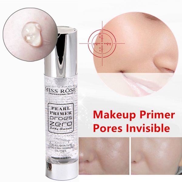 Miss rose pearl primer pores zero primer 22ml