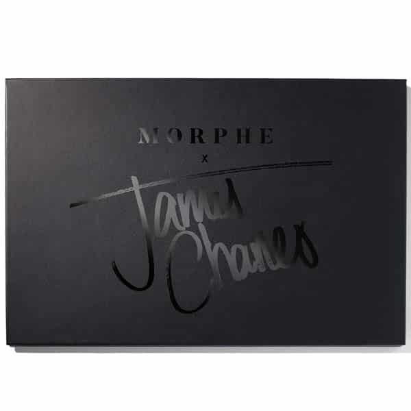 Morphe james charles 40 color eyeshadow palette