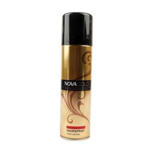 Nova gold natural hold hair spray long lasting