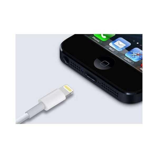 Apple iphone handsfree connector