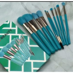 Kiss beauty 10 pieces brush set
