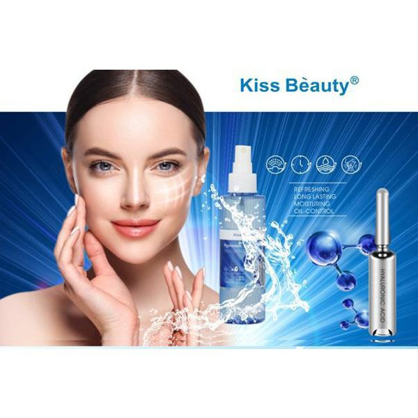 Kiss Beauty Hyaluronic Acid Makeup Fixer Spray1