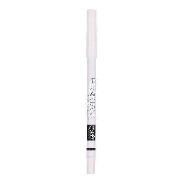 M.N menow water resistant eyeliner pencil pro white highlight