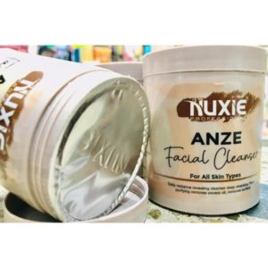 Nuxie professional anze facial cleanser