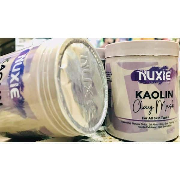 Nuxie professional kaolin clay mask