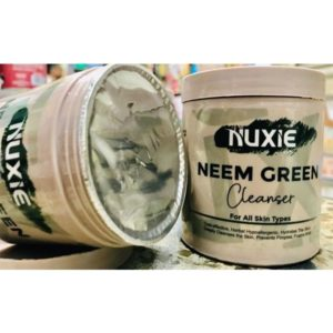 Nuxie professional neem green cleanser