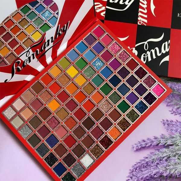 Romanky professional makeup eyeshadow 88 color
