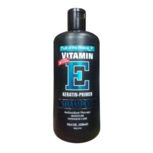 Wokali vitamin e keratin primer shampoo & extra care collagen oleo repairing hair mask pack of 2