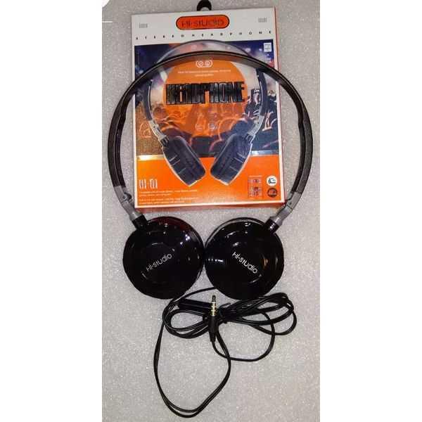 Hi studio stereo headphone h1-01