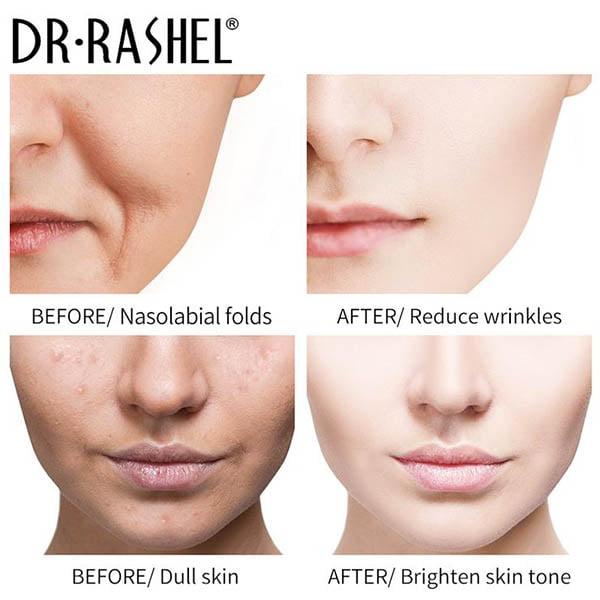 Dr rashel vitamin c brightening face wash 100g