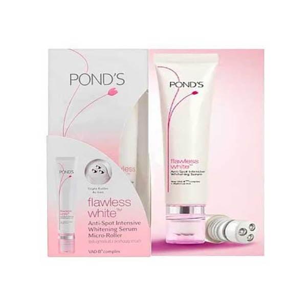 Ponds flawless white anti-spot intensive whitening serum micro-roller 15ml