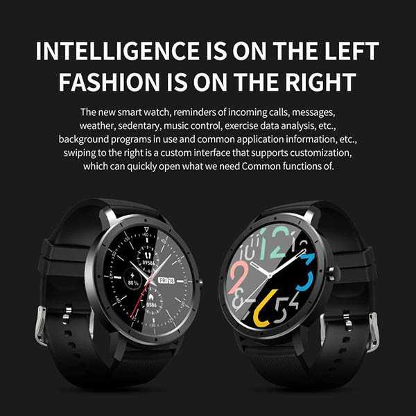 Hw21 smart watch heart rate monitor